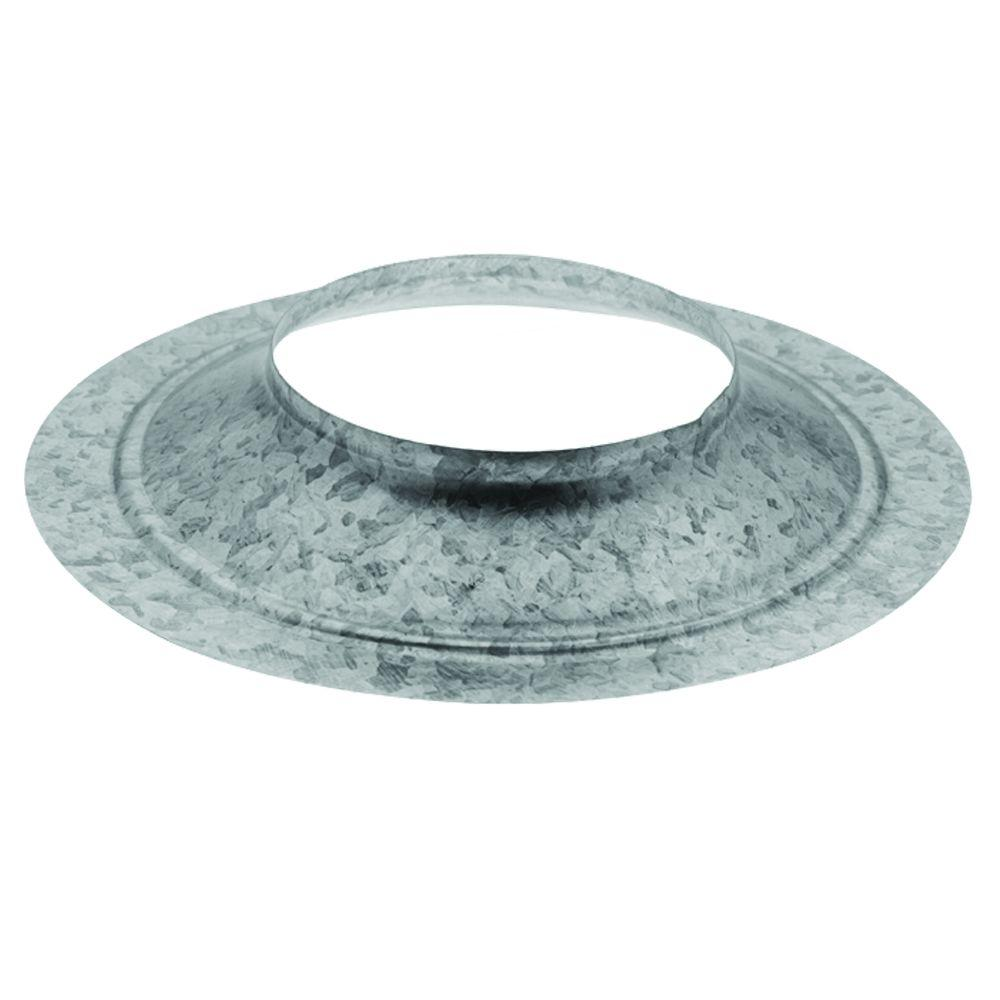 DuraVent PelletVent 3 in. Storm Collar-3PVL-SC - The Home Depot