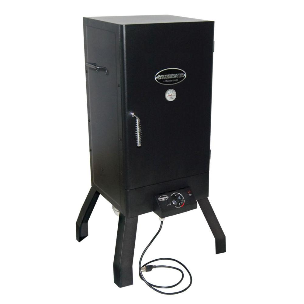 Masterbuilt CookMaster Electric Smoker-20070111 - The Home Depot