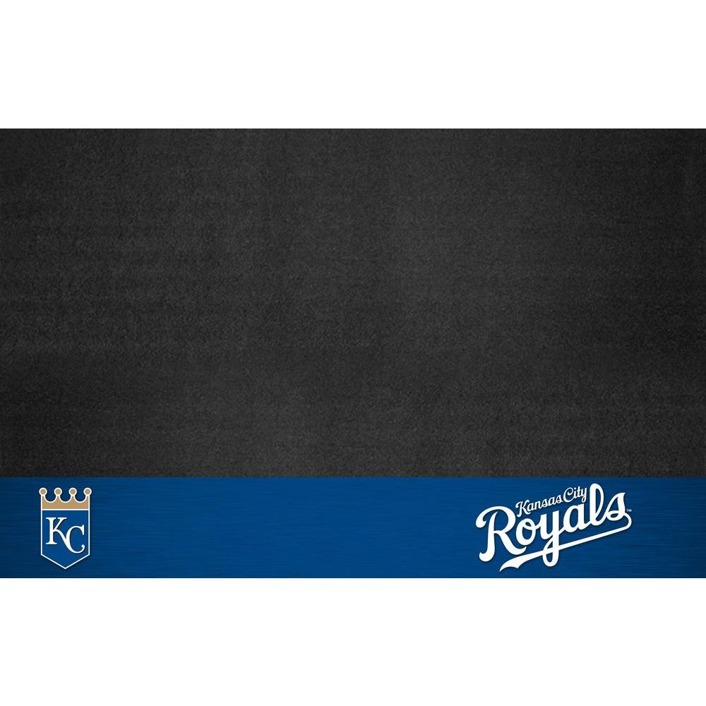 Kansas City Royals 26 in. x 42 in. Grill Mat