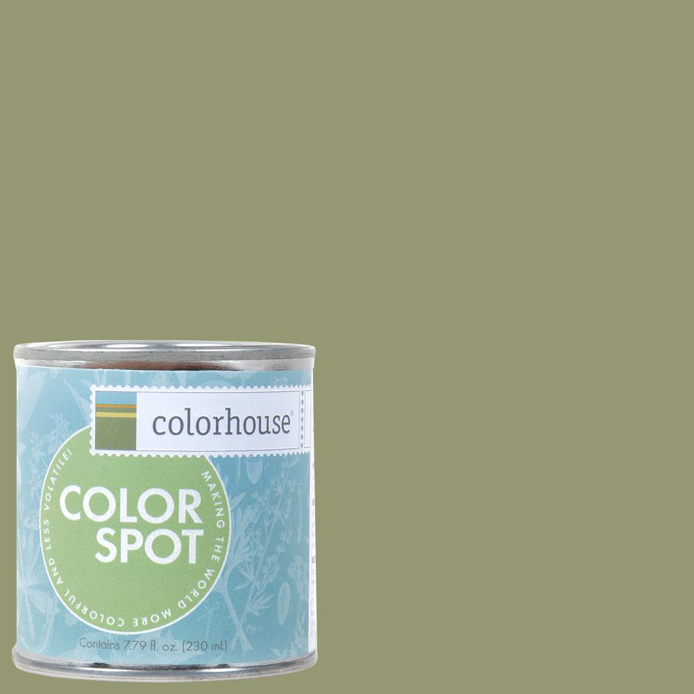 Colorhouse 8 oz. Glass .04 Colorspot Eggshell Interior Paint Sample