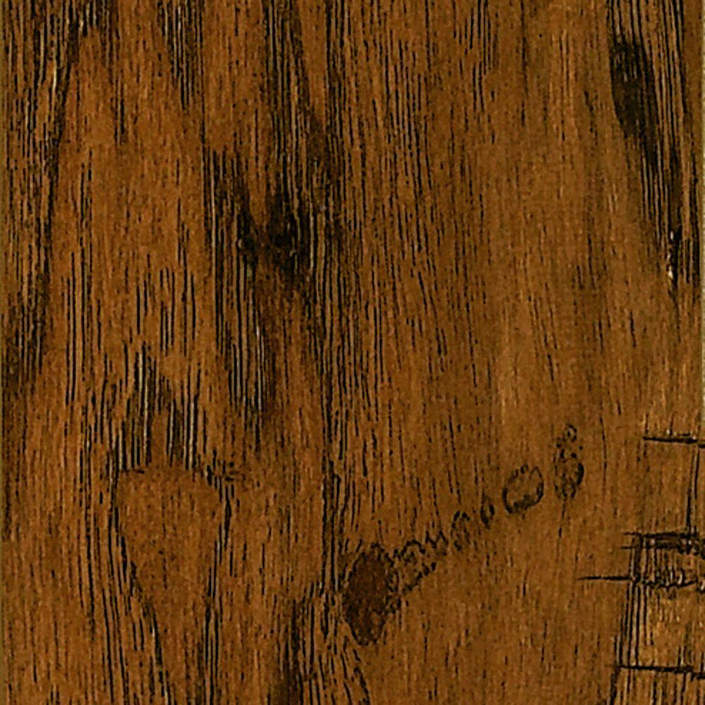 Bruce Hickory Cinnamon Toast 8 mm Thick x 4.92 in. Wide x 47.24 in. Length Laminate Flooring(12.91 sq. ft./ case)