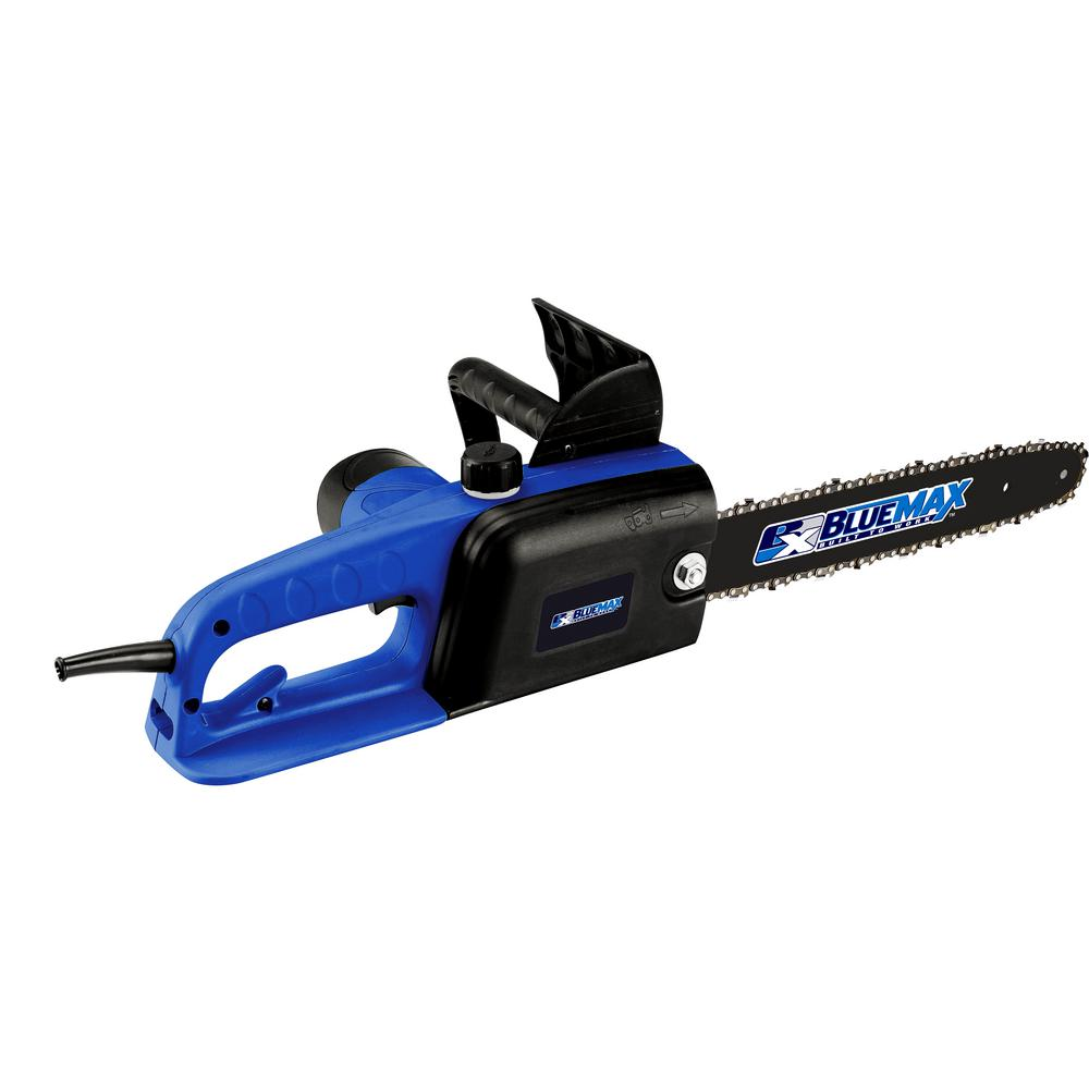 Blue Max 14 in. 8 Amp Electric Chainsaw-7953 - The Home