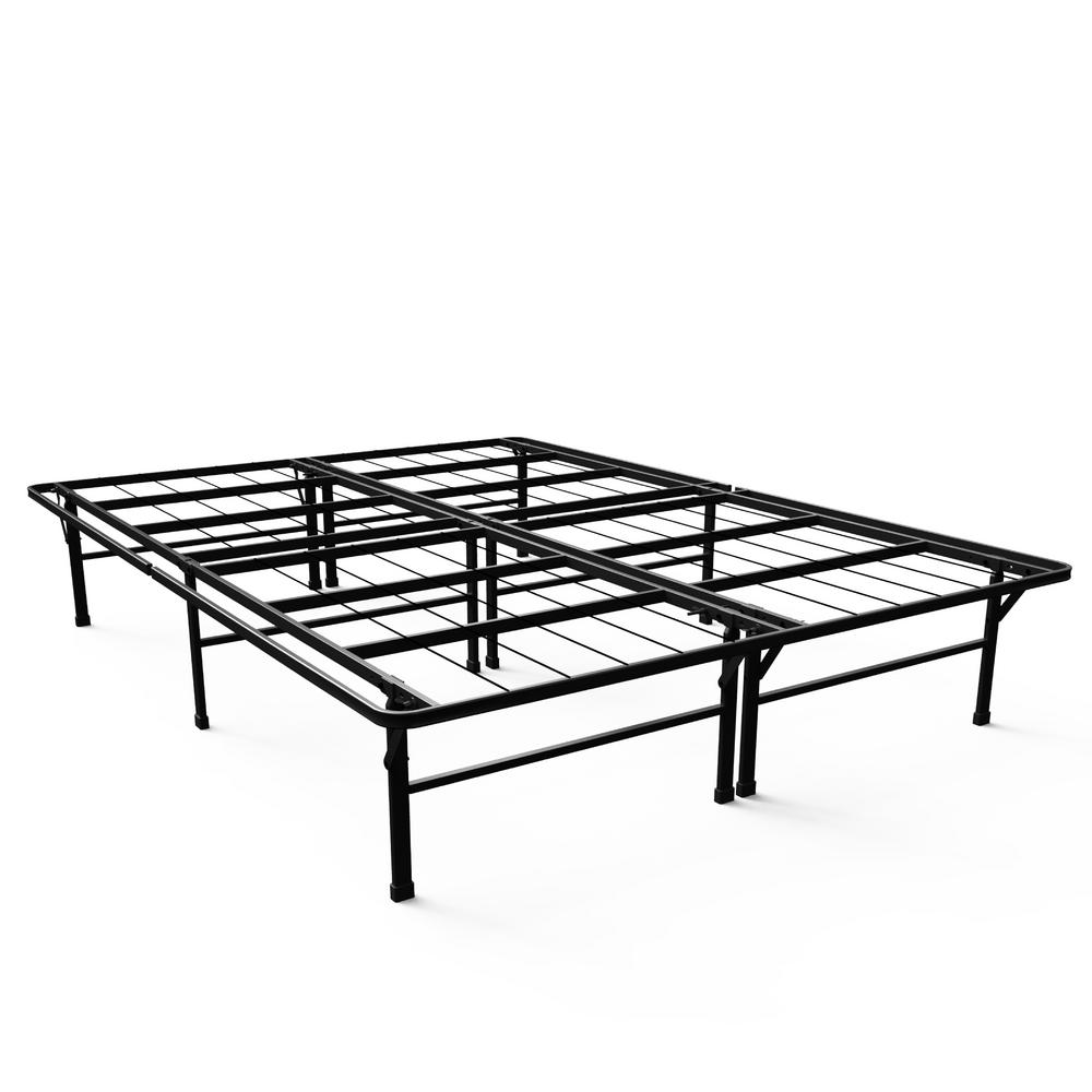 deluxe smartbase full metal bed frame