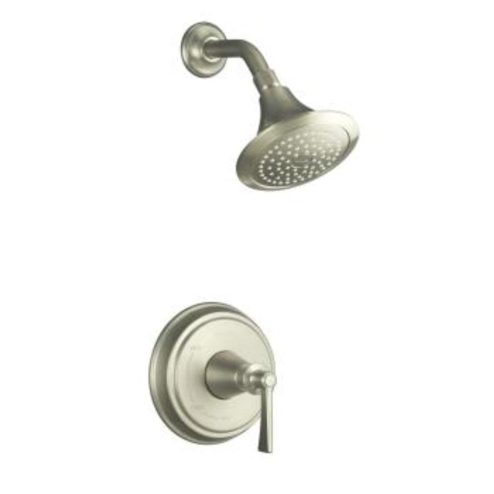 Archer 1-Handle Single-Spray Tub and Shower Faucet Trim Only in Vibrant