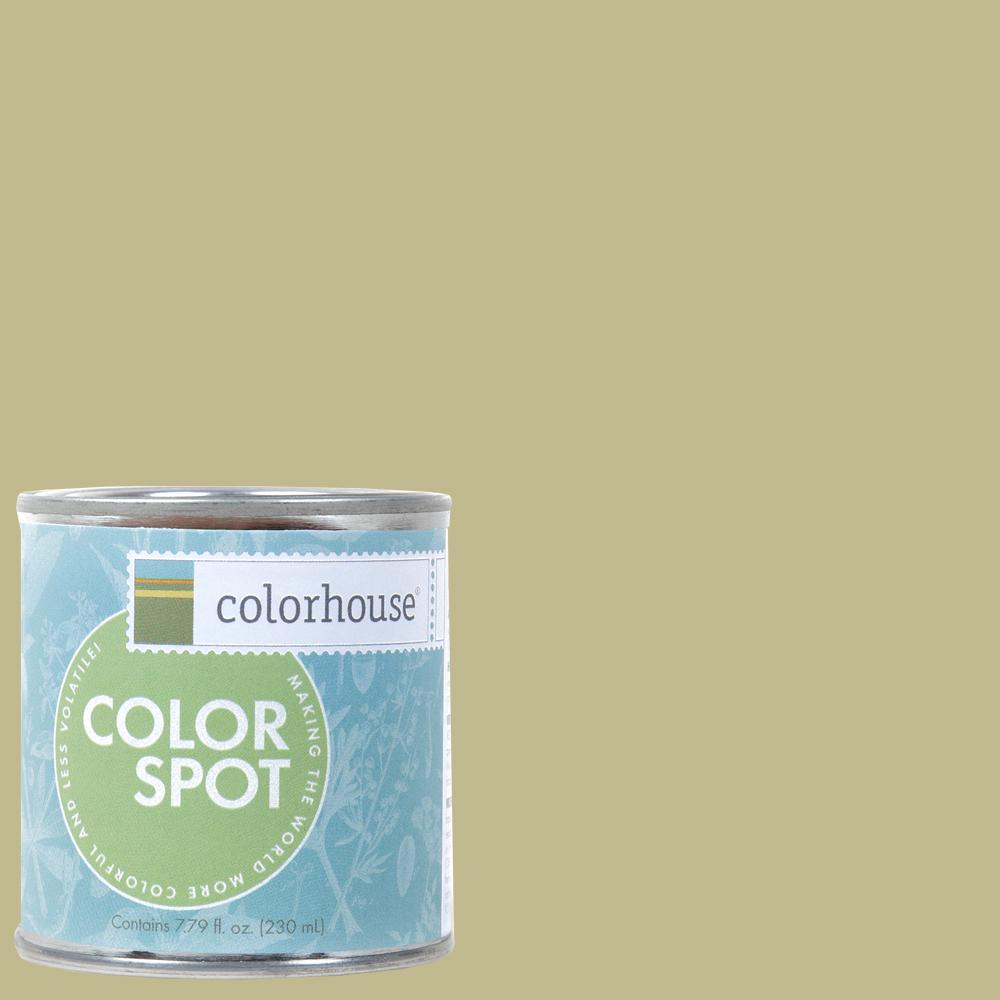 8 oz. Leaf .02 Colorspot Eggshell Interior Paint Sample