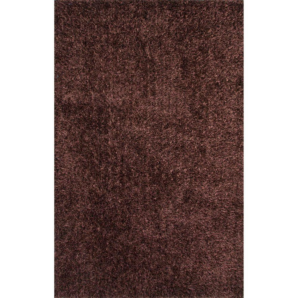 Home Decorators Collection Shine Brunette 2 ft. x 3 ft. Solid