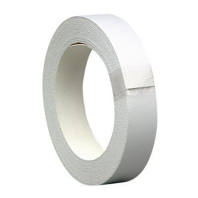 null 3/4 in. x 25 ft. White Iron On Edge Tape
