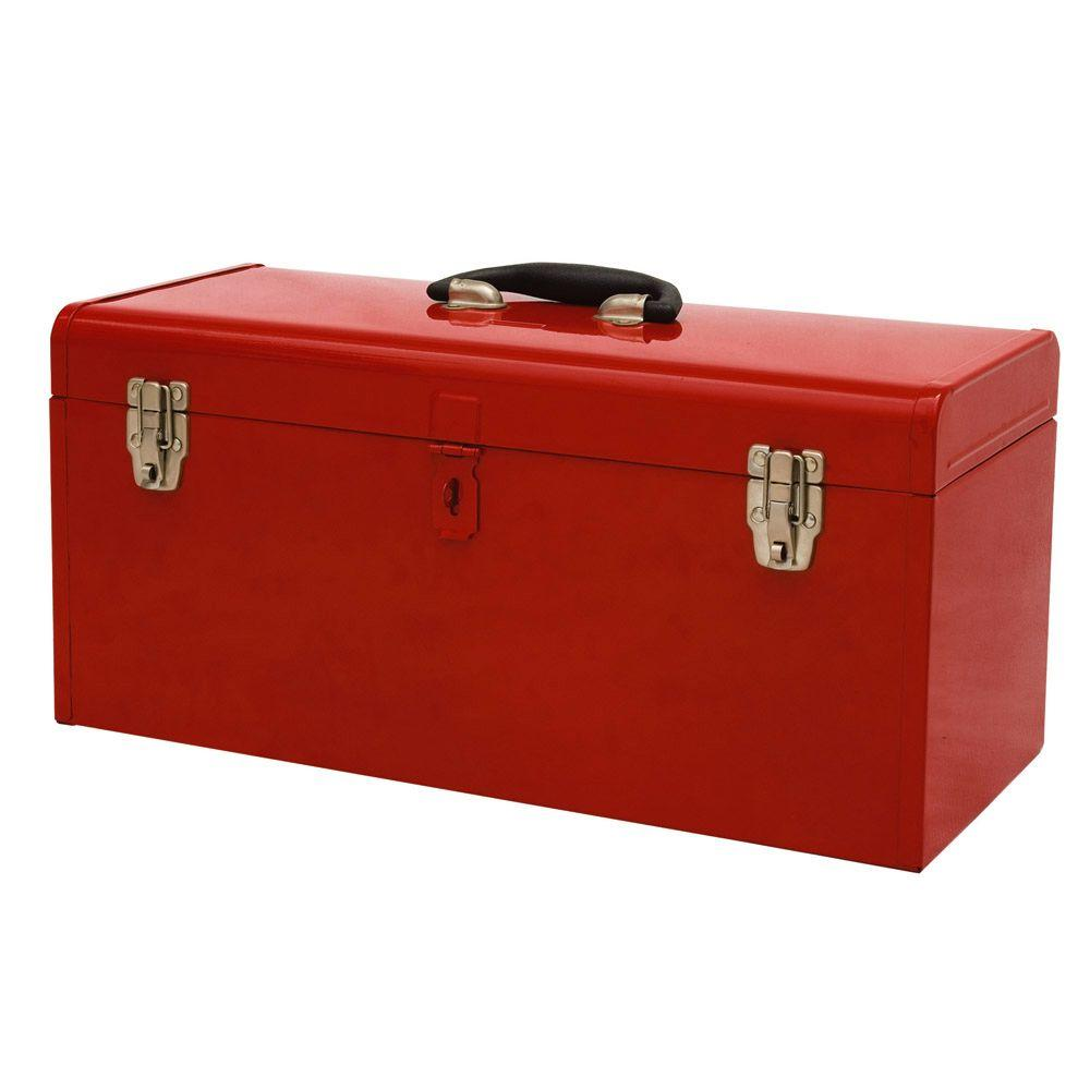 Big Red 20 in.Hand-Away Tool Box
