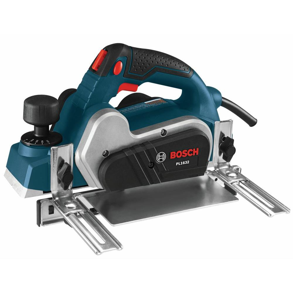 Bosch 6.5 Amp 3-1/4 in. Corded Planer Kit-PL1632 - The Home