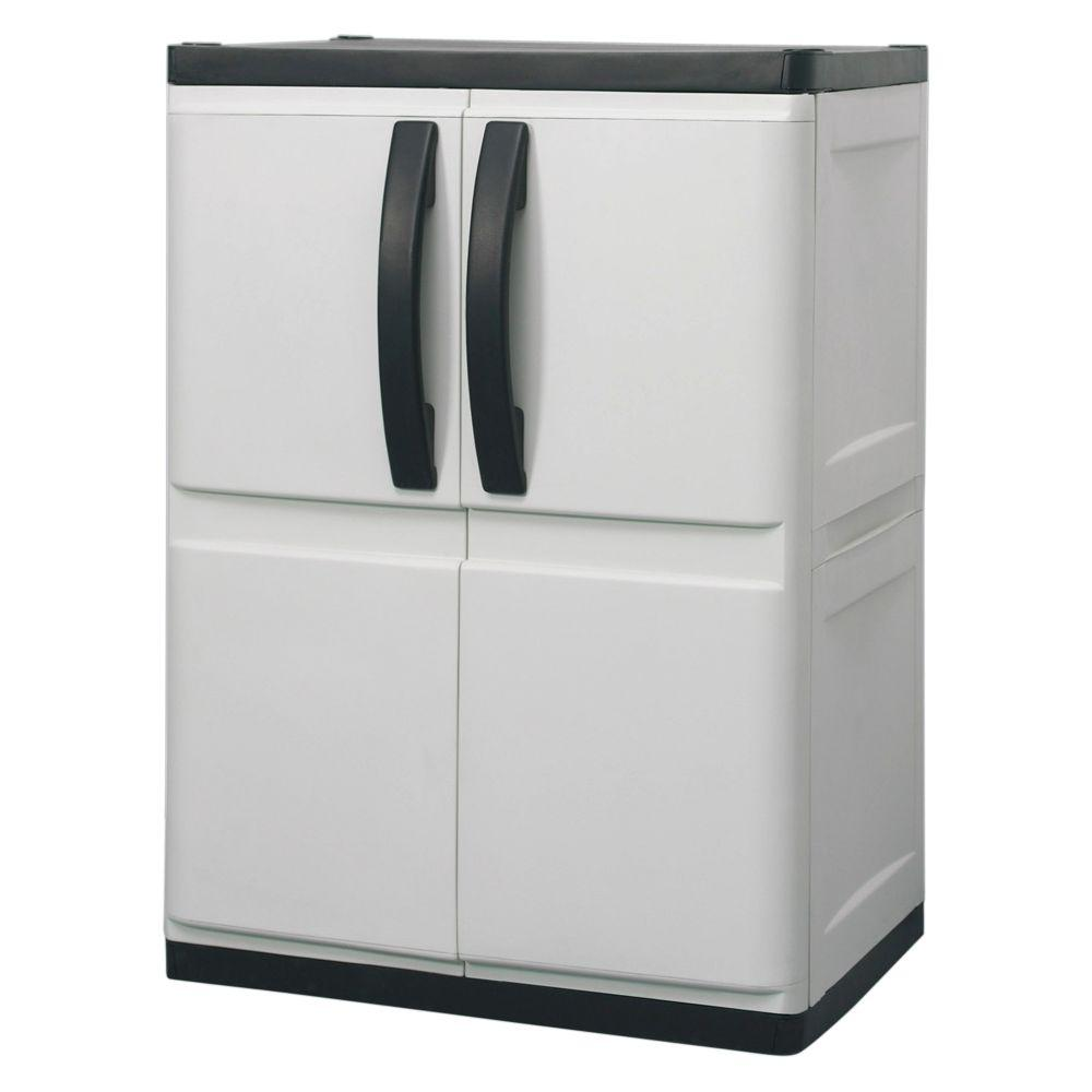 HDX 26 in. Plastic Base Cabinet-DISCONTINUED