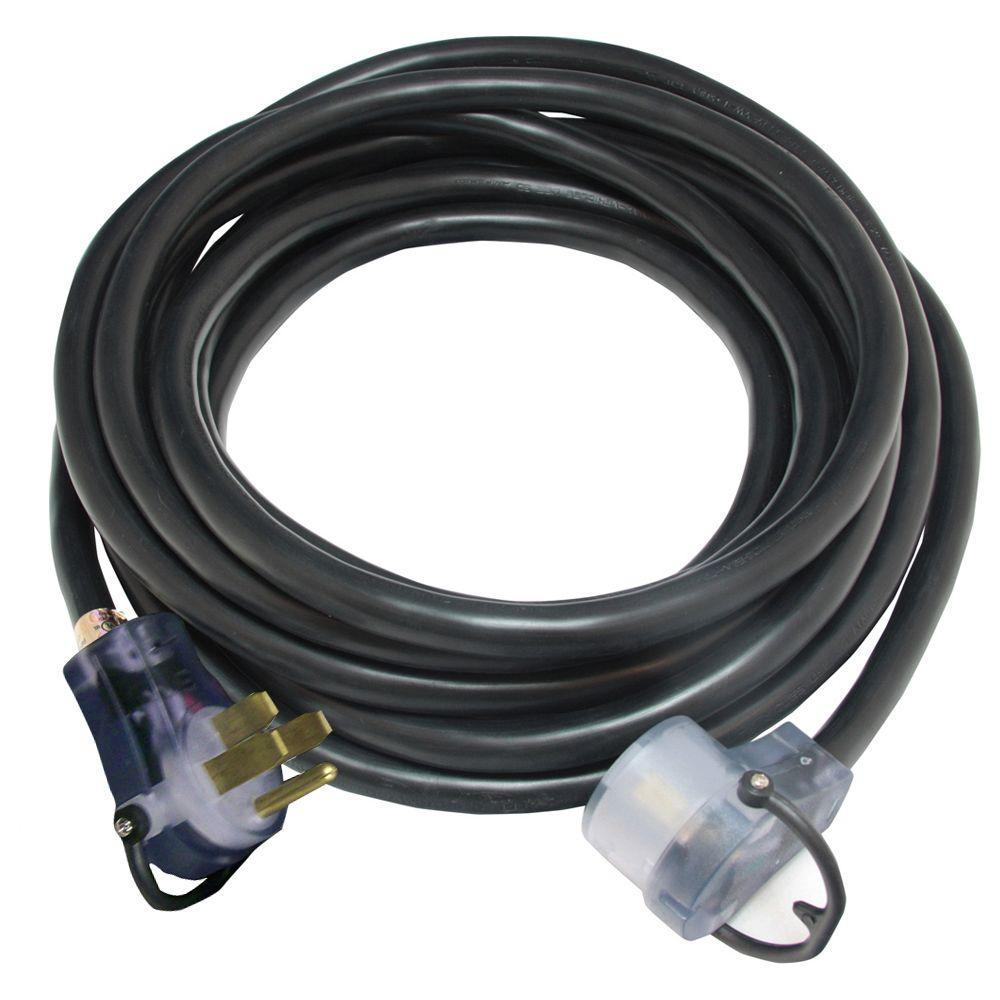 Rodale 25 ft. 50 Amp RV Extension Cord with LED