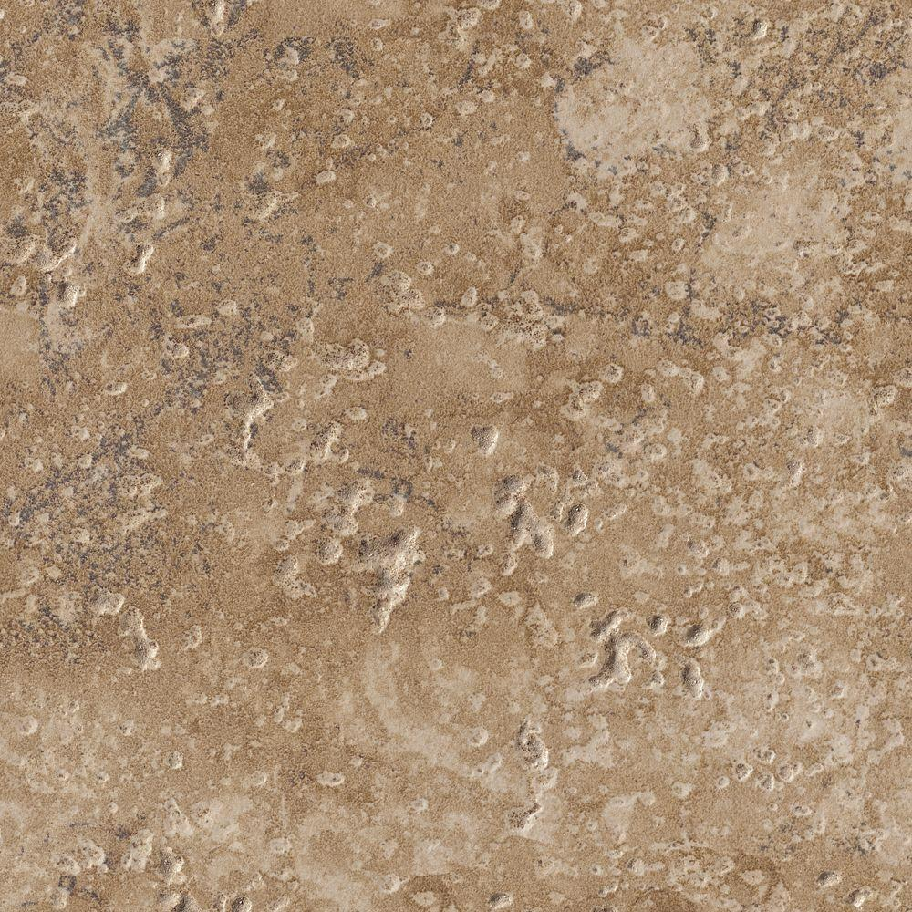 MARAZZI Artea Stone 6-1/2 in. x 6-1/2 in. Cappuccino Glazed Porcelain Floor and Wall Tile (9.38 sq. ft. / case)