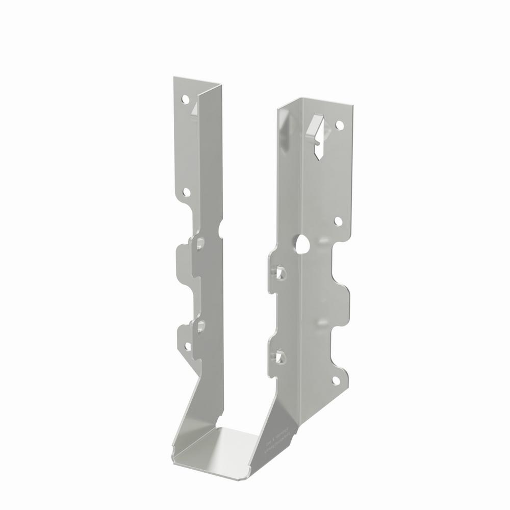 2 in. x 8 in. Stainless Steel Double Shear Face Mount