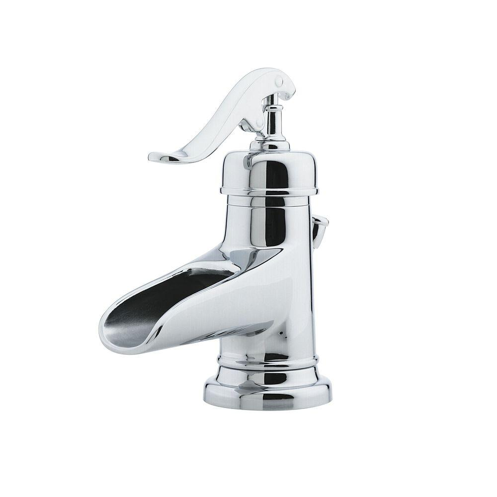 Pfister Faucets Bathroom: Pfister Ashfield 4 In. Centerset Single-Handle Bathroom
