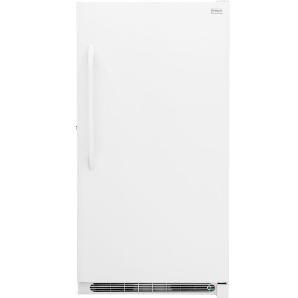16.6 cu. ft. Frost Free Upright Freezer in White, ENERGY STAR