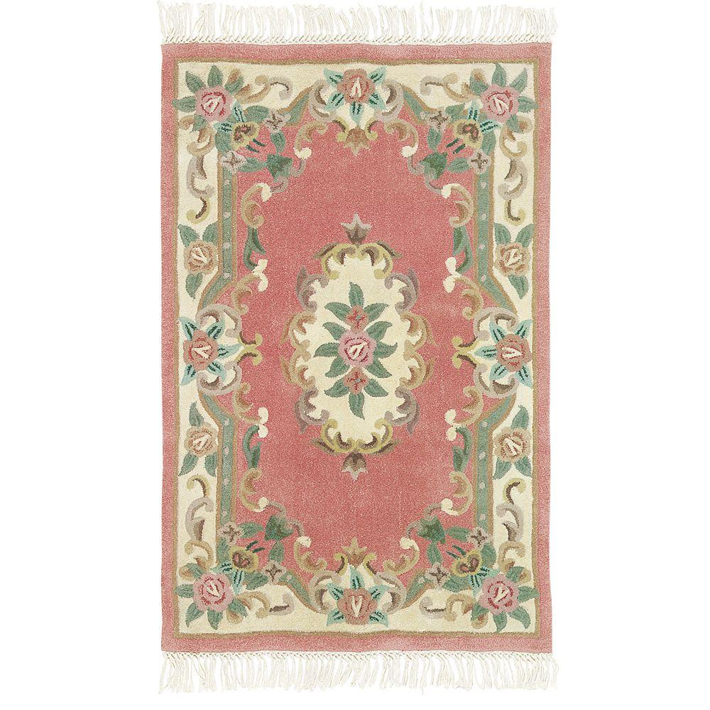 Imperial Rose 4 ft. x 6 ft. Area Rug