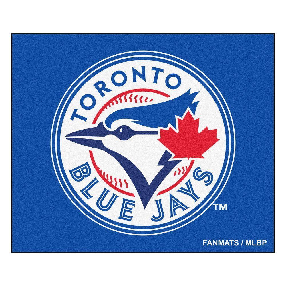 MLB - Toronto Blue Jays Blue 5 ft. x 6 ft.