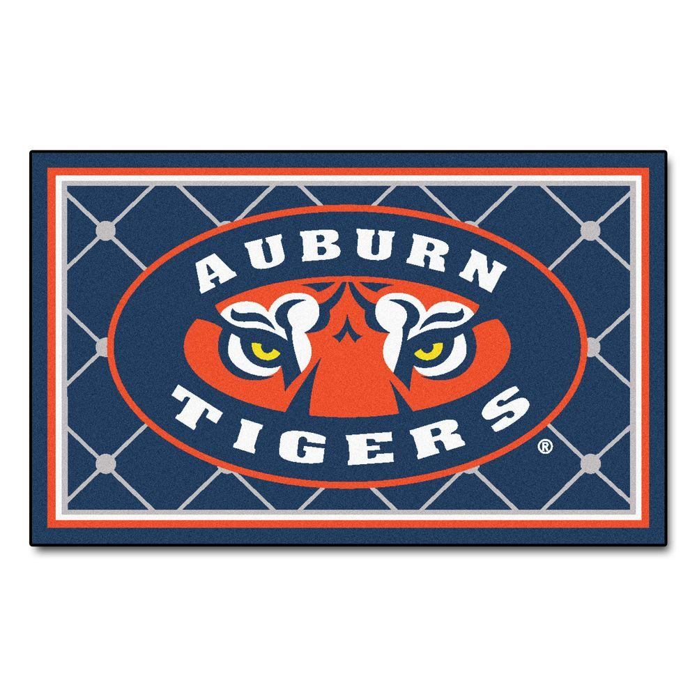 Auburn University 4 ft. x 6 ft. Area Rug