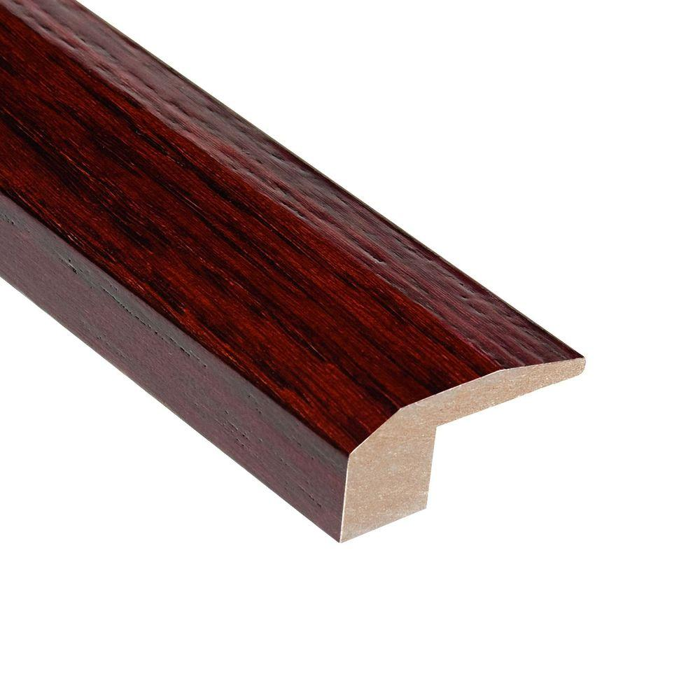 High Gloss Teak Cherry 1/2 in. Thick x 2-1/8 in. Wide
