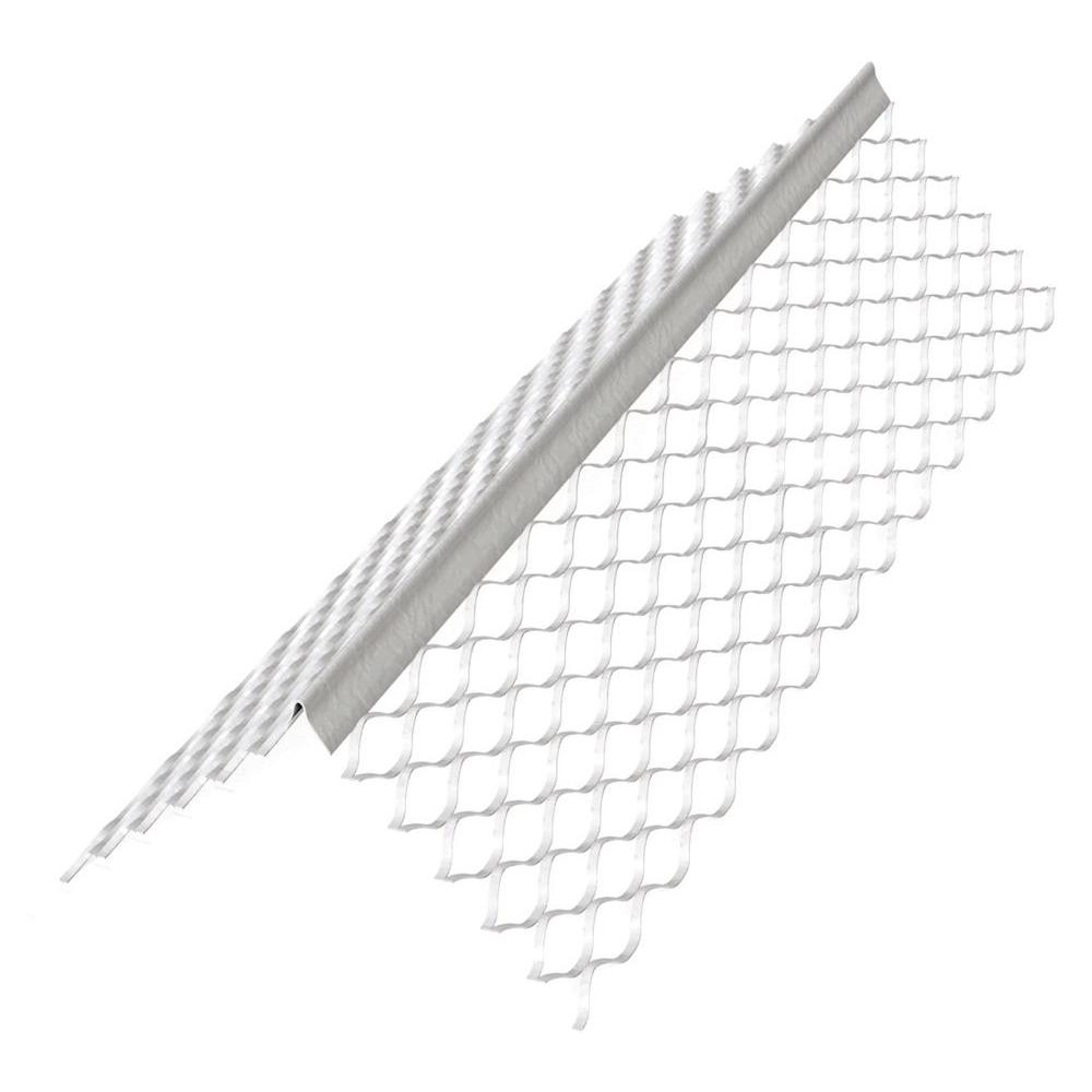 Western Metal Lath 10 ft. 1A Expanded Galvanized Corner Bead-22200470000000 -