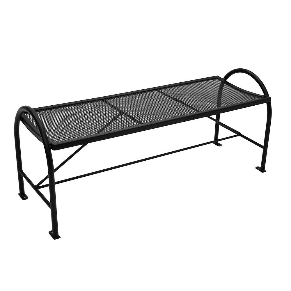 Arlington House Backless Commercial Grade Patio Bench-DISCONTINUED