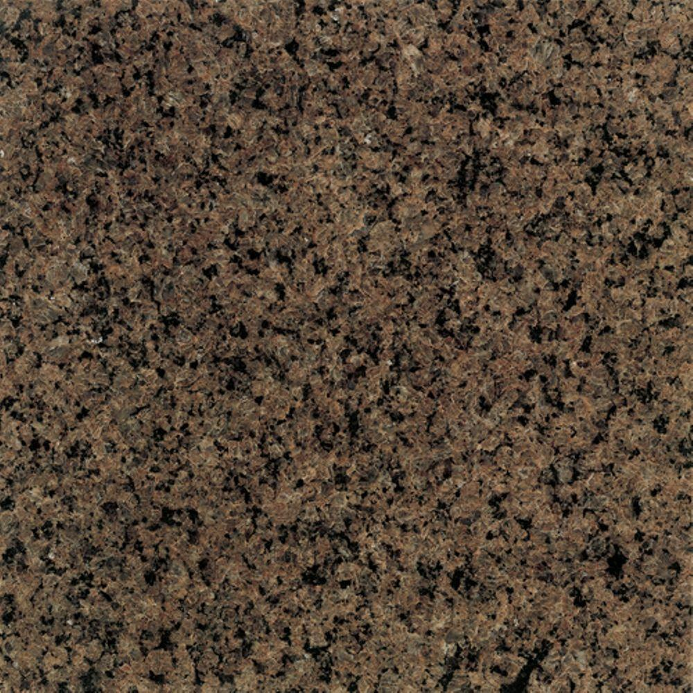 Daltile Tropical Brown 12 in. x 12 in. Natural Stone Floor and Wall Tile (10 sq. ft. / case) - DISCONTINUED