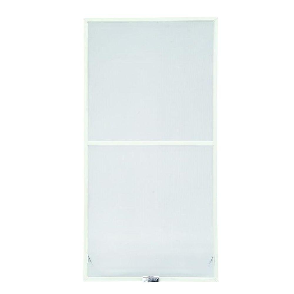 200 Series 25-5/32 in. x 45-11/32 in. Tilt-Wash Double Hung White