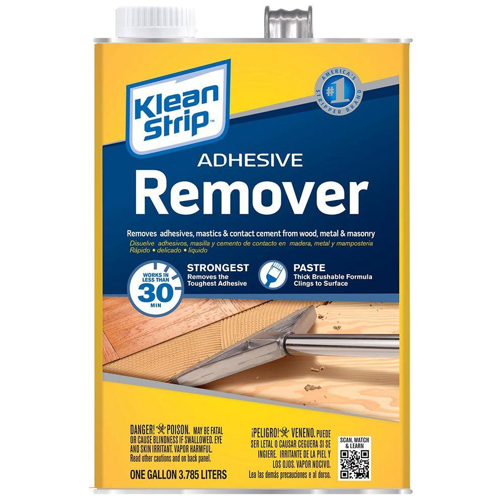 Klean Strip 128 Oz Adhesive Remover GKAS94325 The Home
