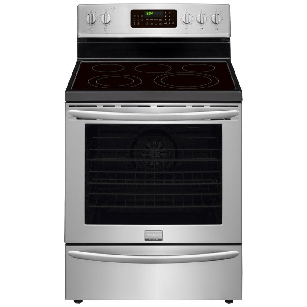 Frigidaire Gallery 5 7 Cu Ft Electric Range With