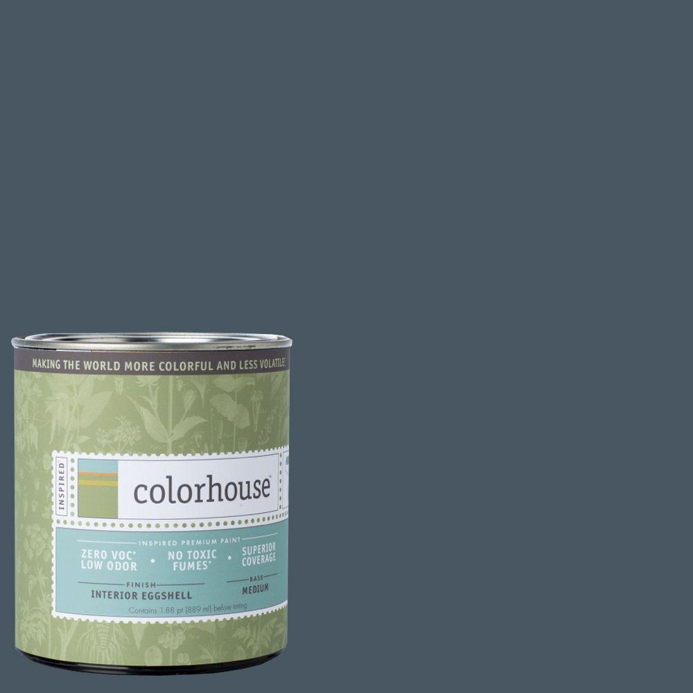 Colorhouse 1-qt. Wool .06 Eggshell Interior Paint-692462 - The Home Depot