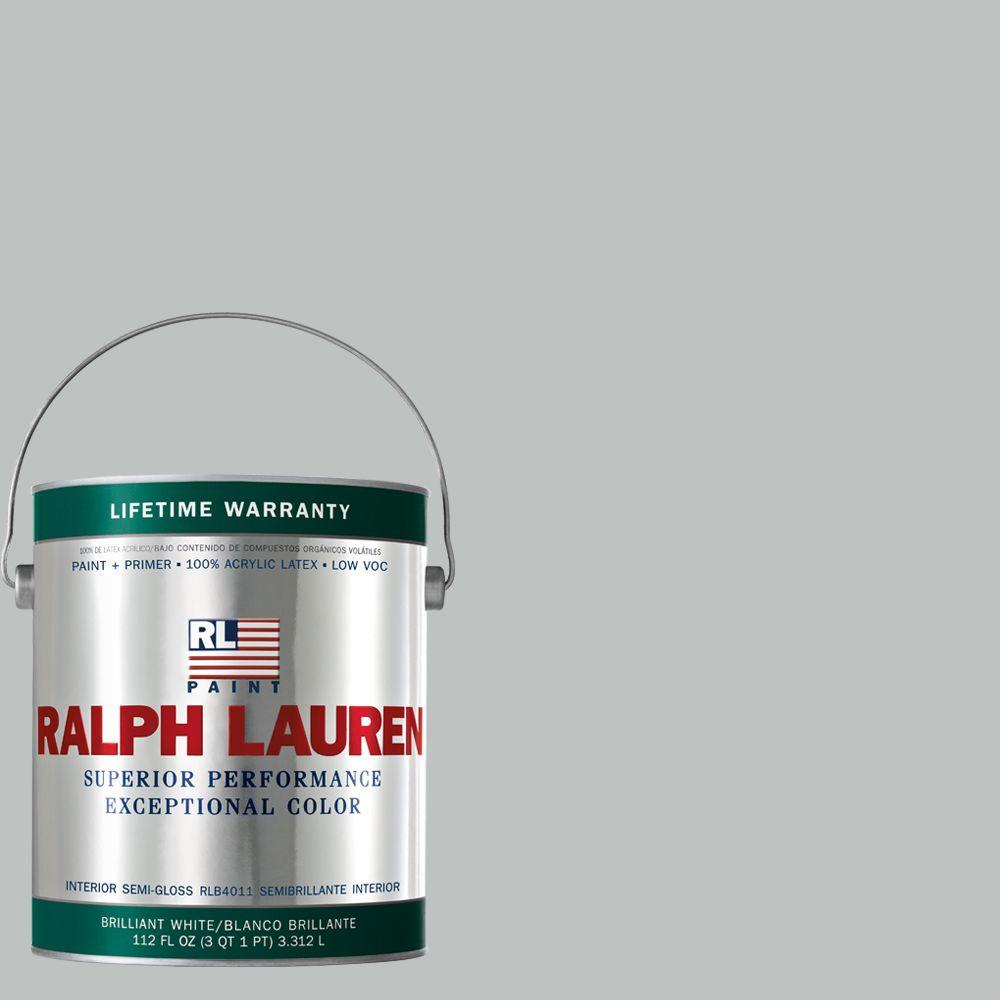 Ralph Lauren 1-gal. Saltaire Semi-Gloss Interior Paint-RL1135S - The Home Depot