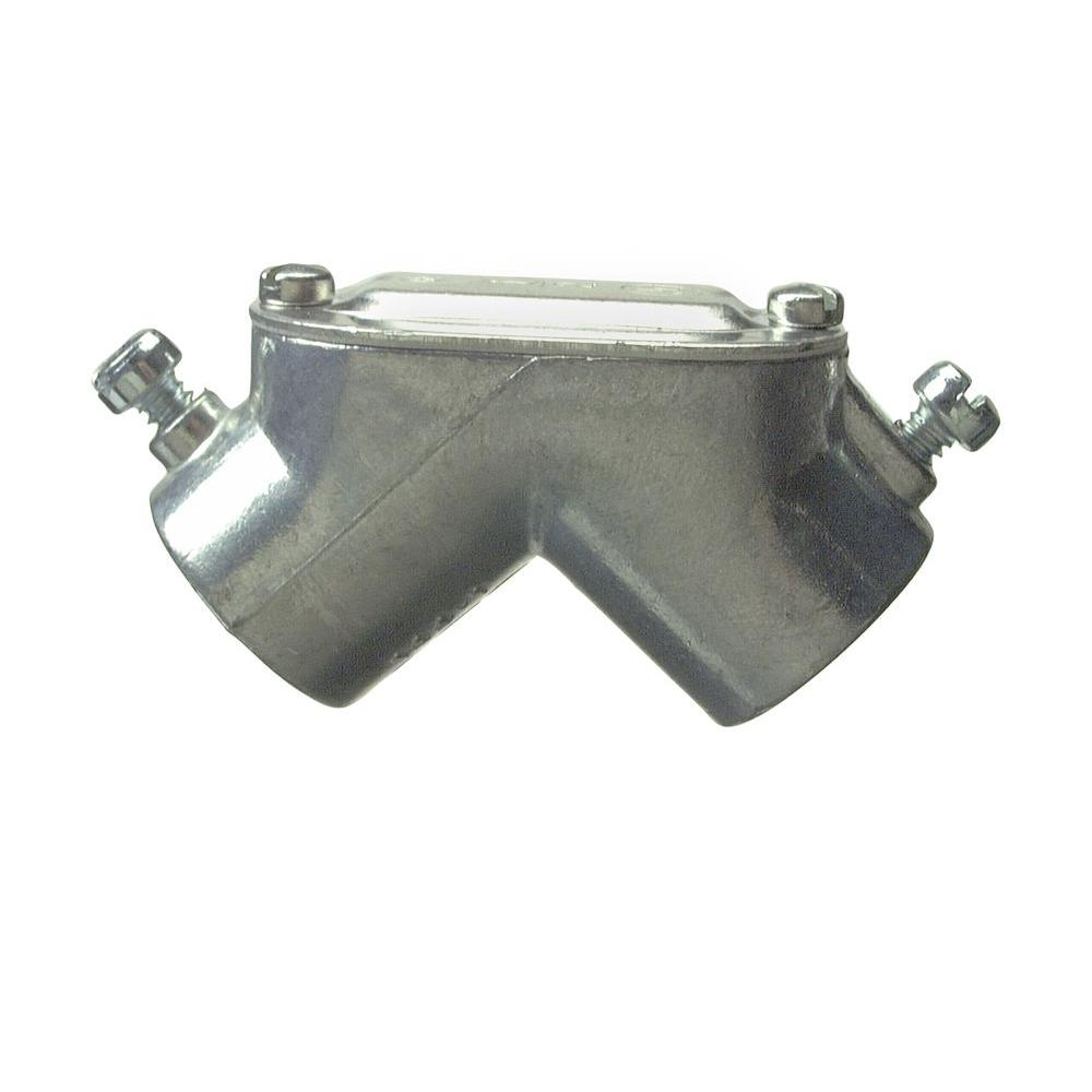 1/2 in. Electrical Metallic Tube (EMT) 90-Degree Pull Elbow