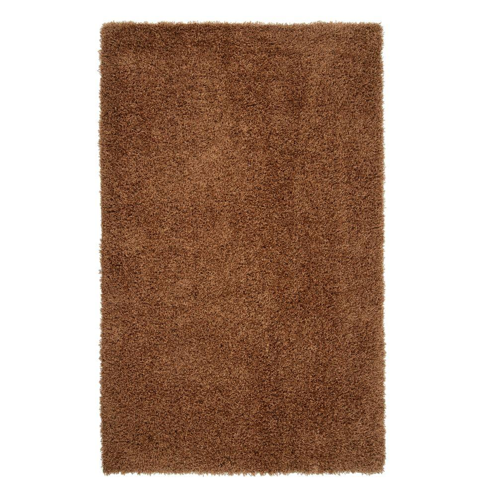 Home Decorators Collection Wild Camel 3 ft. 6 in. x 5 ft. 6 in. Area Rug