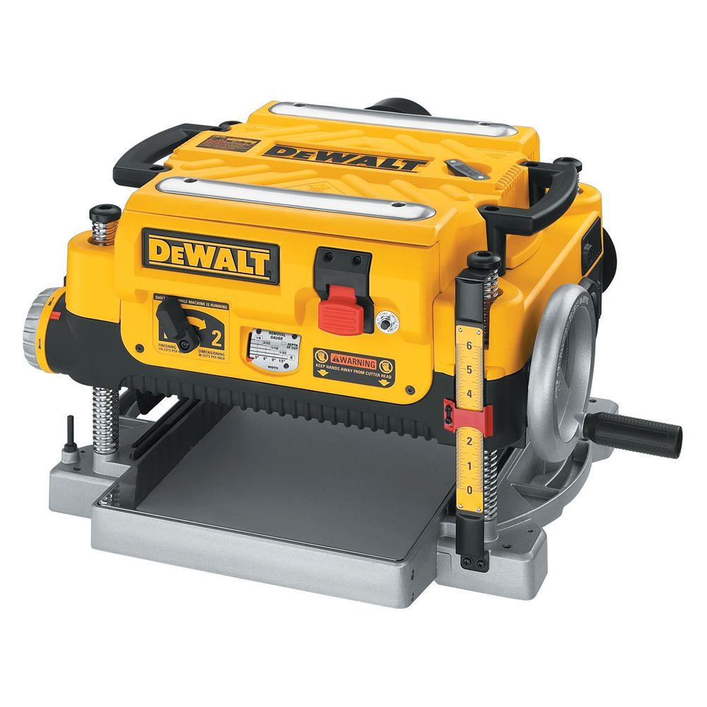 DEWALT 15 Amp 13 in. Corded Planer