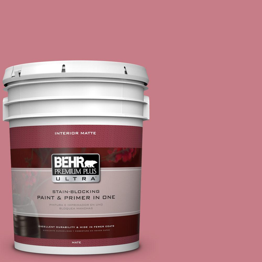 5 gal. #M150-5 Enamored Matte Interior Paint