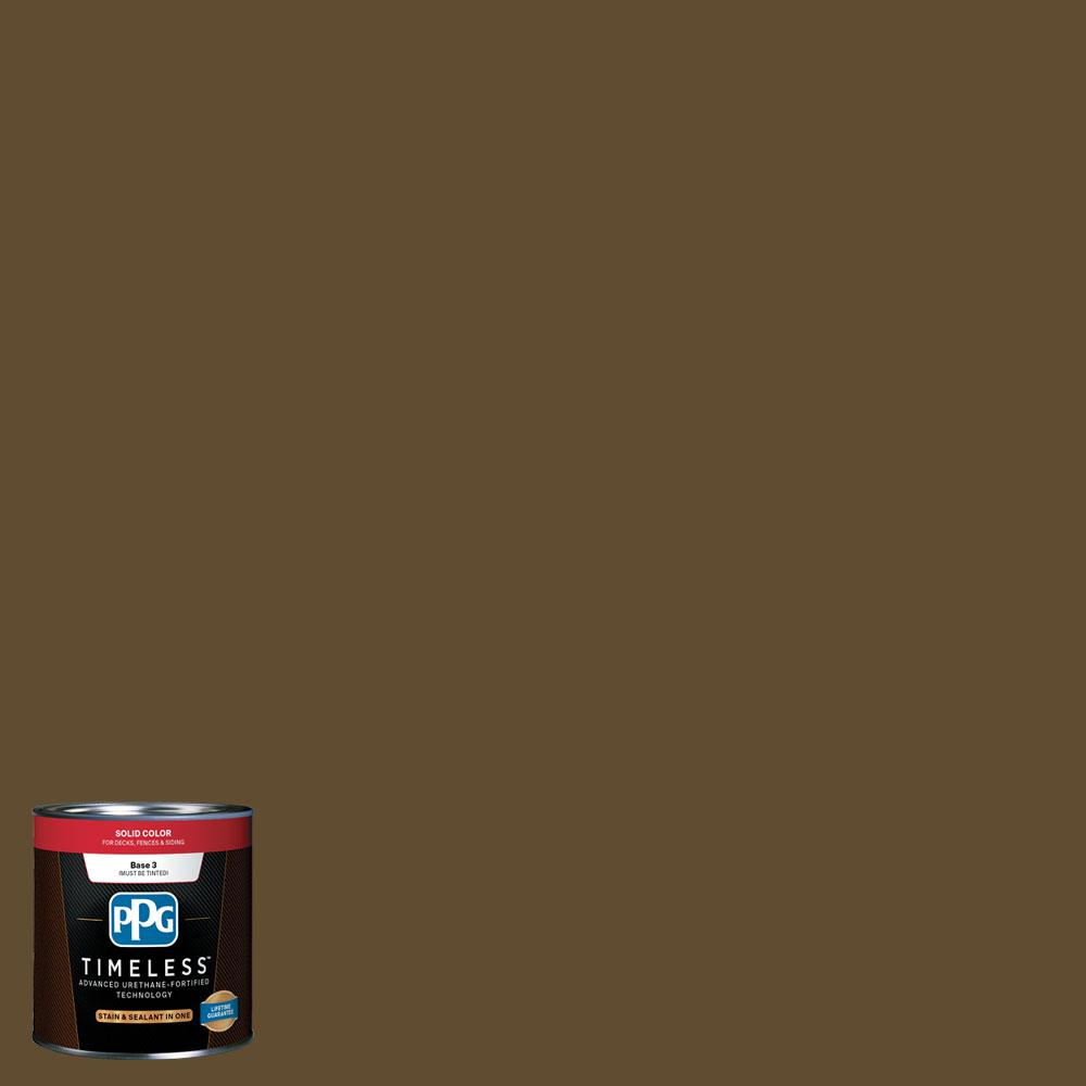 8 oz. TSC-11 Ginger Brown Solid Exterior Stain