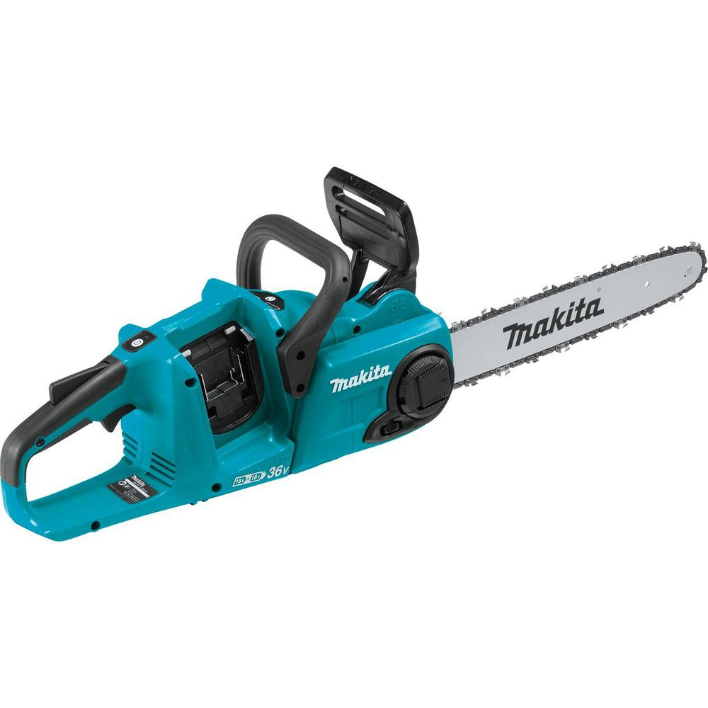 18-Volt X2 LXT Lithium-Ion (36-Volt) Brushless Cordless 14 in. Chain Saw