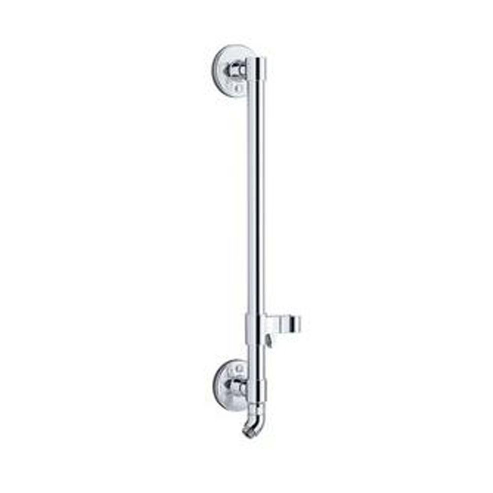 HydroRail-H Shower Column in Polished Chrome