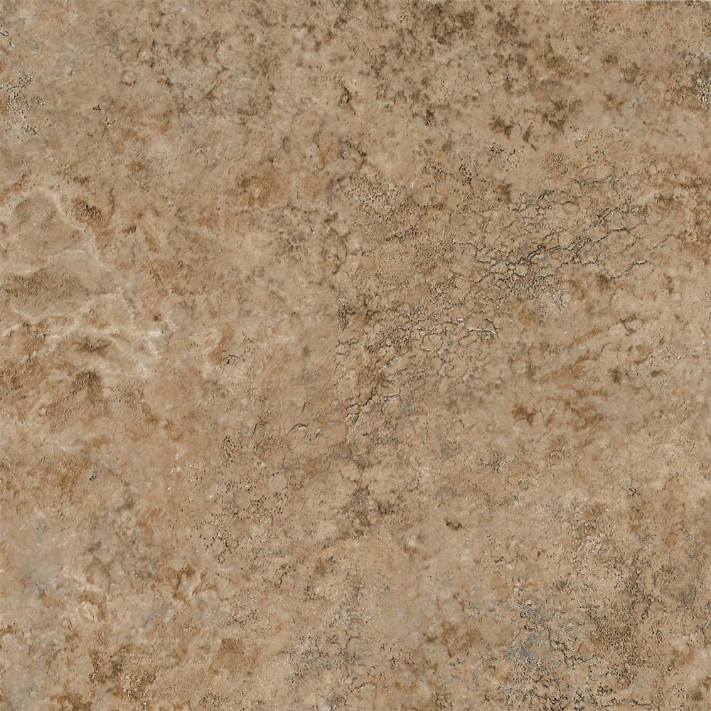 Multistone Clay 12 in. x 12 in. Residential Peel and Stick