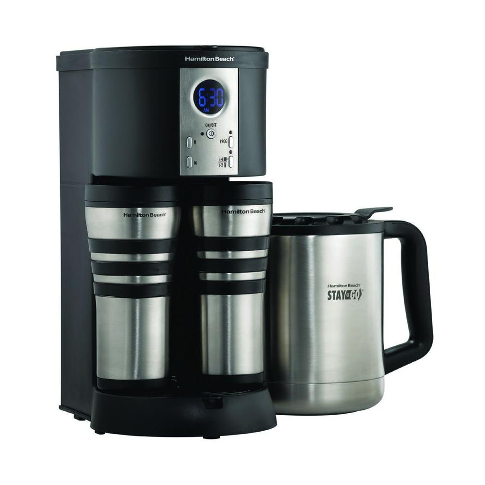 Hamilton Beach 10-Cup Thermal Coffee Maker-DISCONTINUED