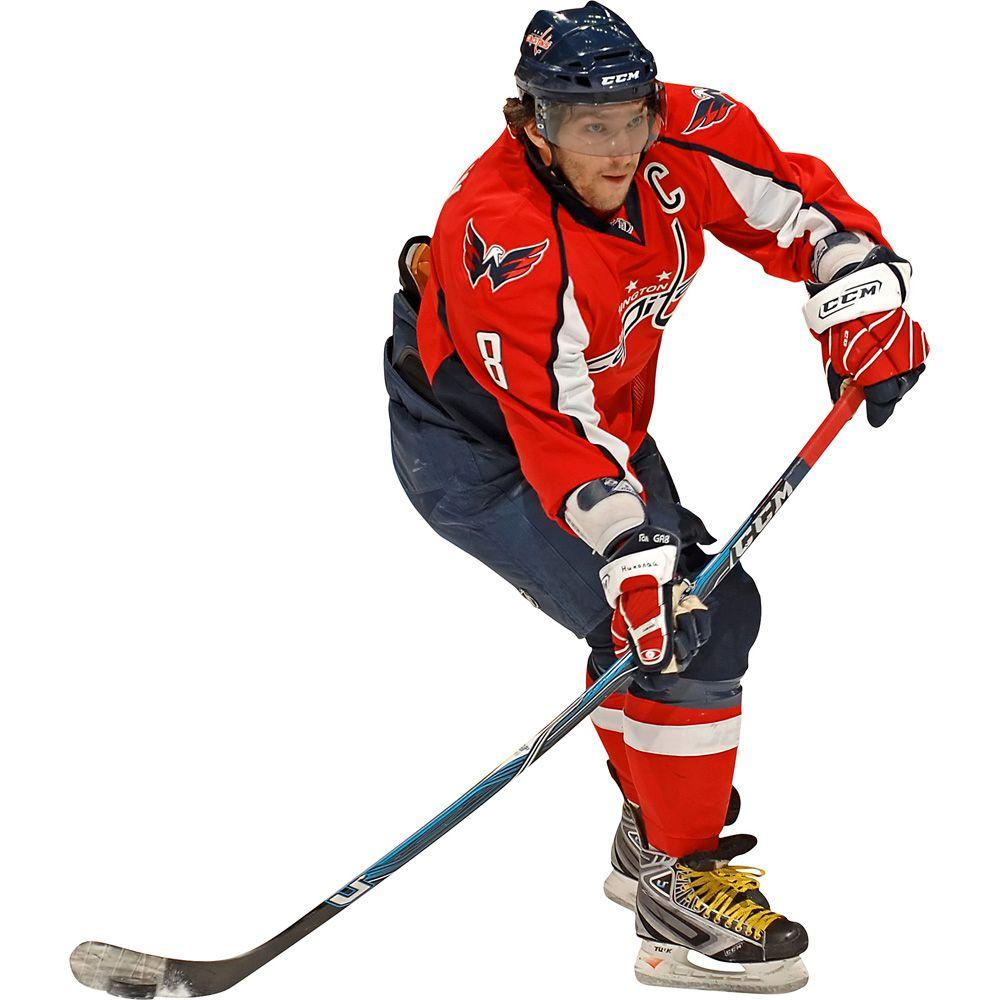 Fathead 58 in. x 68 in. Alex Ovechkin Wall Decal