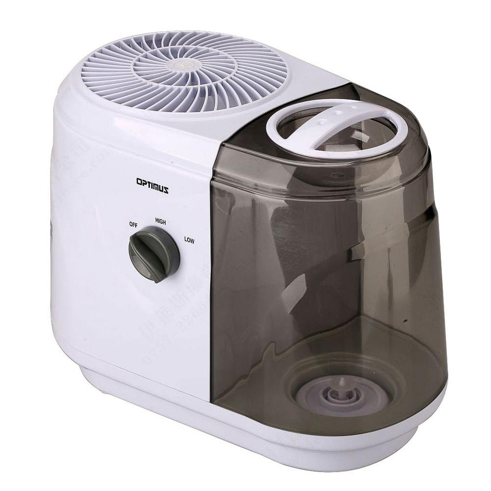 Optimus 2.0 gal. Cool Mist Ultrasonic Humidifier-U31005 - The Home Depot