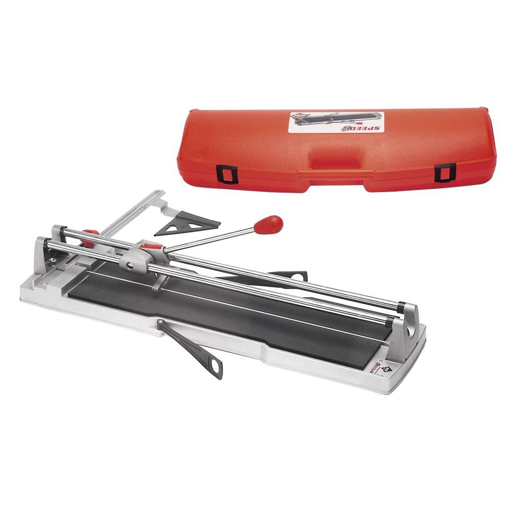 Rubi Speed-62 25 in. Tile Cutter-13963 - The Home Depot