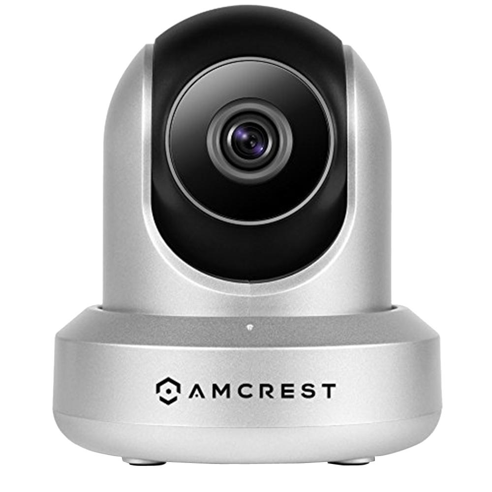 720P Wi-Fi Video Monitoring Security Wireless IP Camera with Pan/Tilt, 2-Way