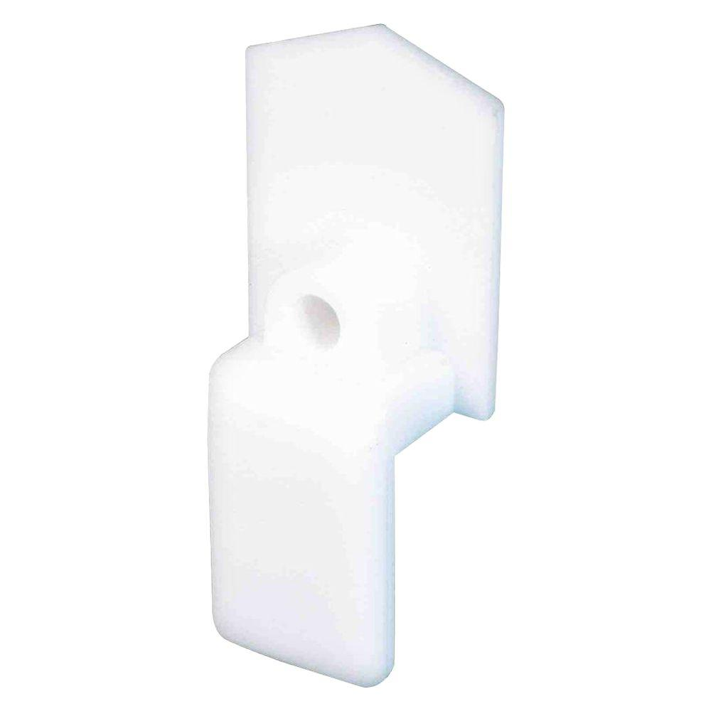 Prime-Line Nylon Bypass Door Bottom Guides (2-Pack)-N 6558 - The Home