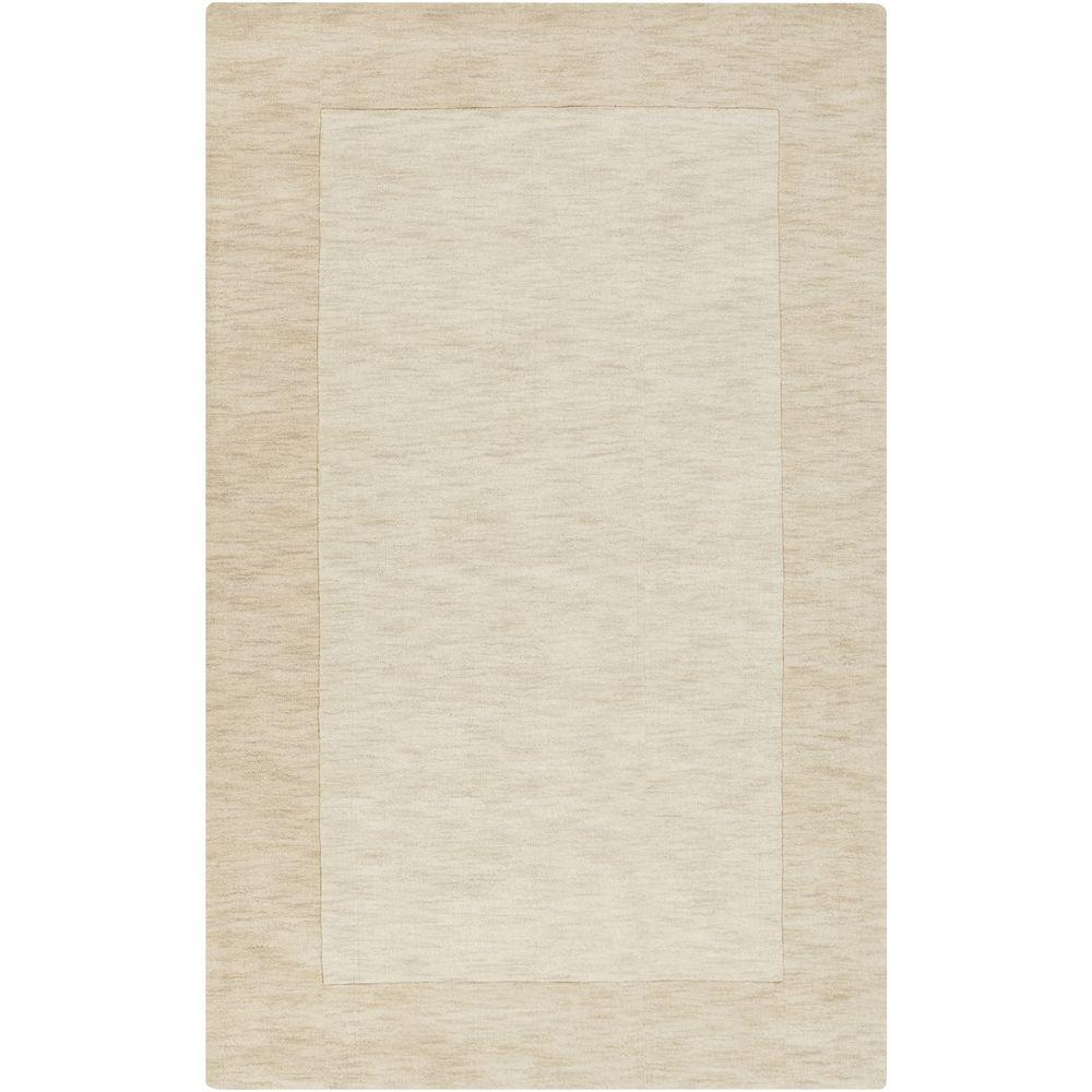 Foxcroft White 9 ft. x 13 ft. Indoor Area Rug