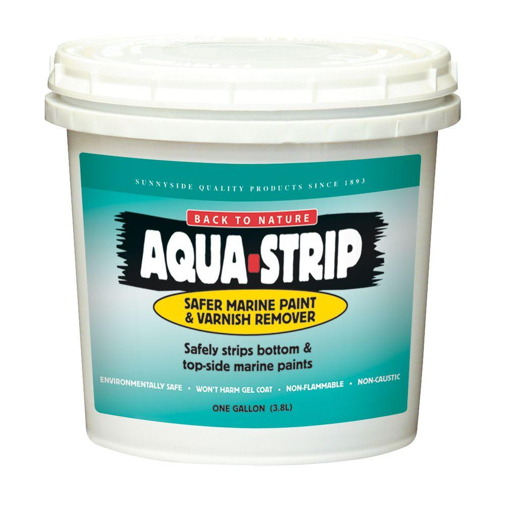 1-gal. Safe Marine Paint and Varnish Remover