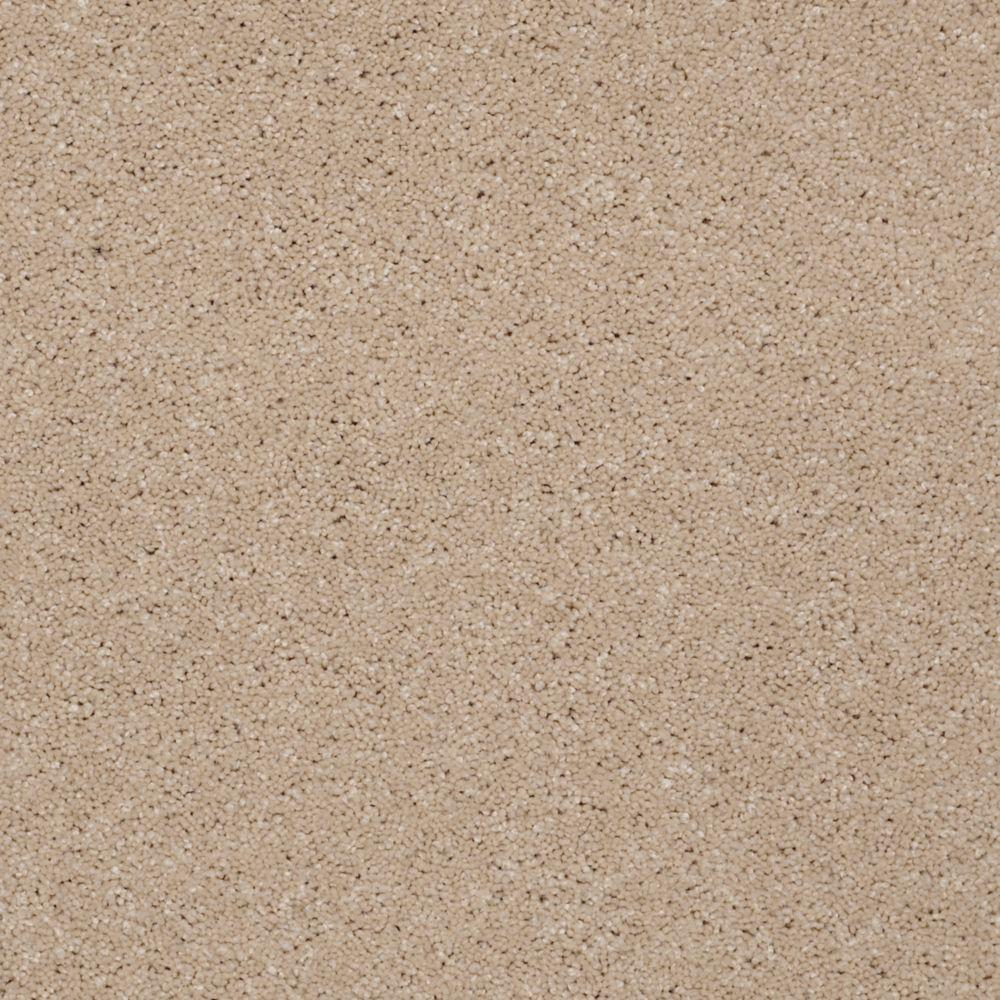 Martha Stewart Living Elmsworth - Color Cappuccino 6 in. x 9 in. Take Home Carpet Sample