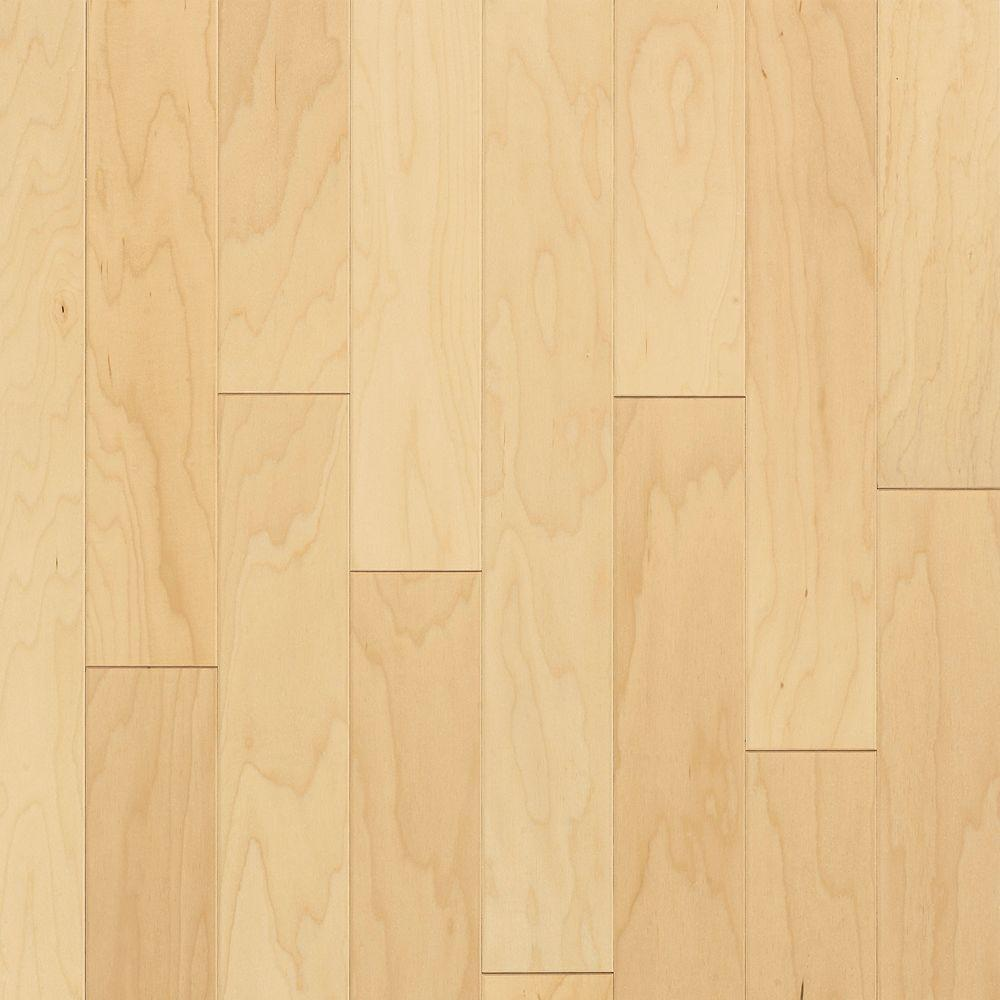 Town Hall Maple Natural Engineered Hardwood Flooring - 5 in. x 7 in. Take Home Sample