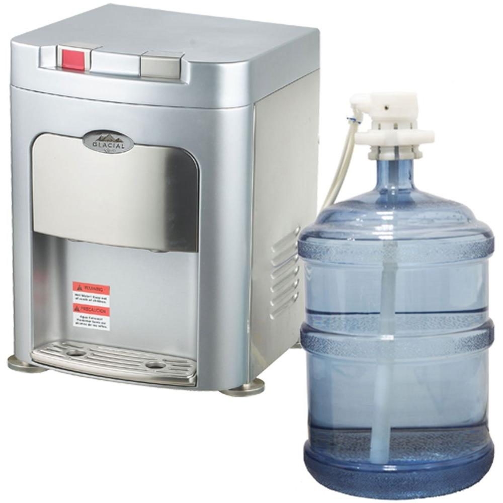 Glacial Under Cabinet Professional Water Cooler Hot & Cold